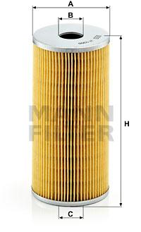 Filtration MANN-FILTER H 1060 n (X1)