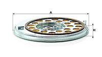 Filtre a huile de boite de vitesse MANN-FILTER H 1810/1 (X1)