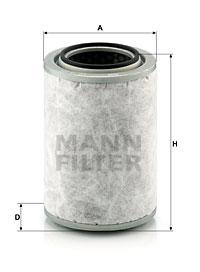 Autres filtres MANN-FILTER LC 15 001 x (X1)