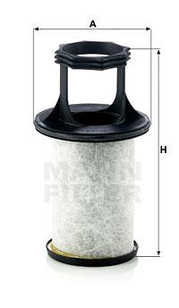 Autres filtres MANN-FILTER LC 5003/1 x (X1)