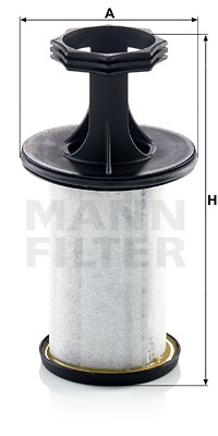 Autres filtres MANN-FILTER LC 5005 x (X1)