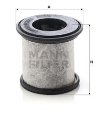 Autres filtres MANN-FILTER LC 7002 (X1)