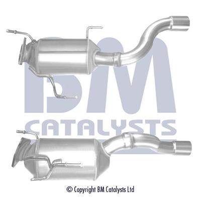 Filtre a particules - FAP BM CATALYSTS BM11349 (X1)