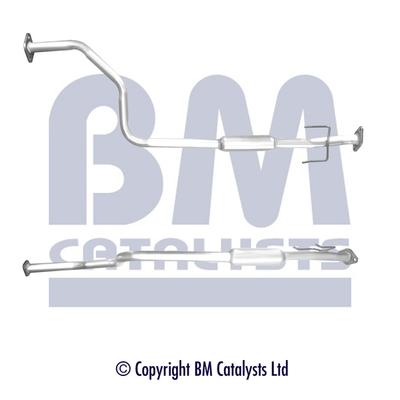 Tube d'echappement BM CATALYSTS BM50232 (X1)