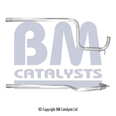 Tube d'echappement BM CATALYSTS BM50412 (X1)