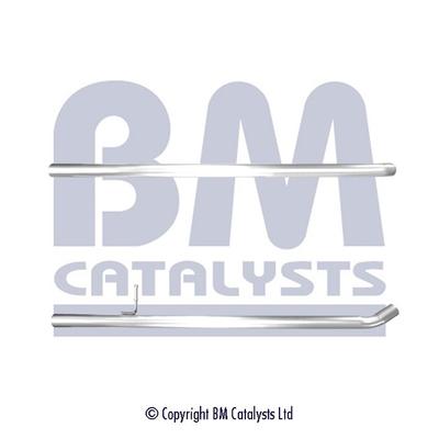 Tube d'echappement BM CATALYSTS BM50522 (X1)