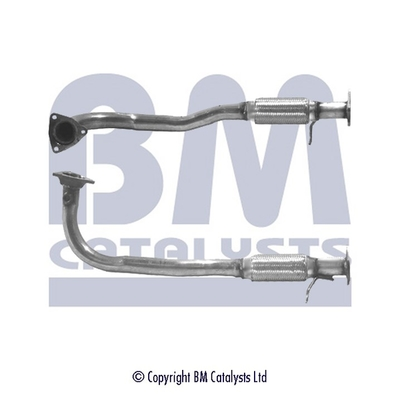 Tube d'echappement BM CATALYSTS BM70021 (X1)