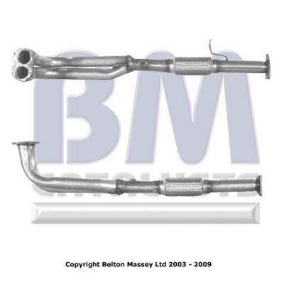 Tube d'echappement BM CATALYSTS BM70046 (X1)