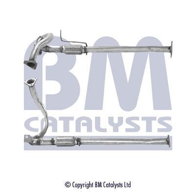 Tube d'echappement BM CATALYSTS BM70103 (X1)