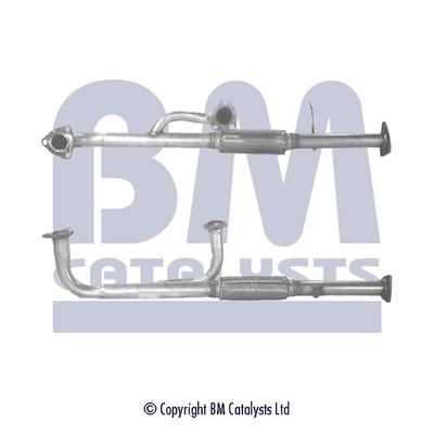 Tube d'echappement BM CATALYSTS BM70117 (X1)