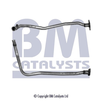 Tube d'echappement BM CATALYSTS BM70145 (X1)