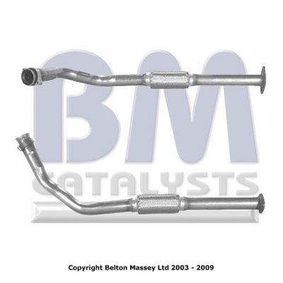 Tube d'echappement BM CATALYSTS BM70150 (X1)