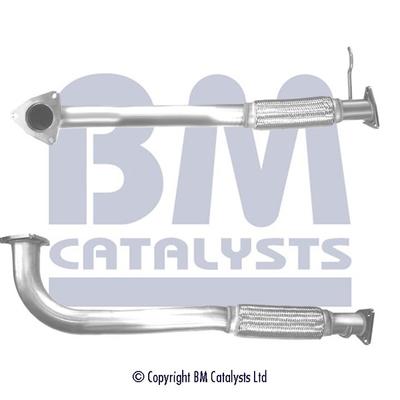 Tube d'echappement BM CATALYSTS BM70162 (X1)