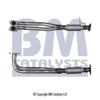 Tube d'echappement BM CATALYSTS BM70196 (X1)