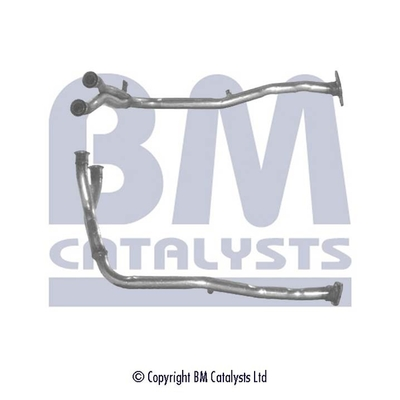 Tube d'echappement BM CATALYSTS BM70233 (X1)