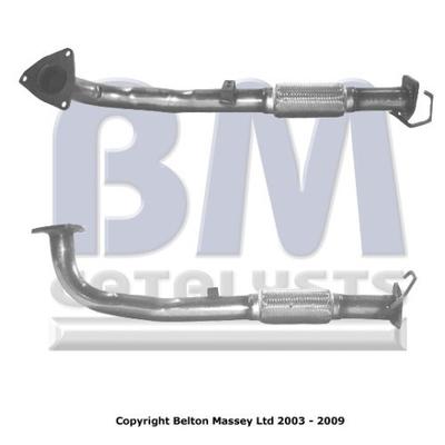 Tube d'echappement BM CATALYSTS BM70330 (X1)
