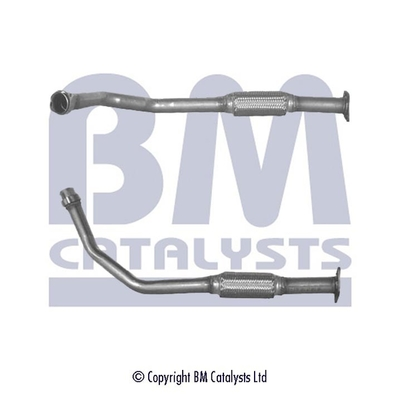 Tube d'echappement BM CATALYSTS BM70397 (X1)