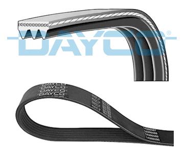 Courroie d'accessoire DAYCO 3PK853 (X1)
