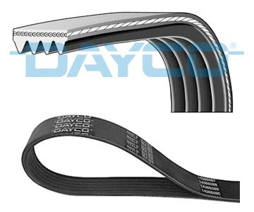 Courroie d'accessoire DAYCO 4PK788 (X1)