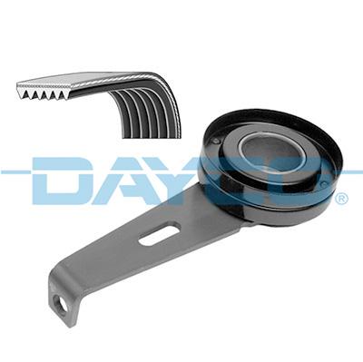 Kit de courroie d'accessoire DAYCO KPV064 (X1)