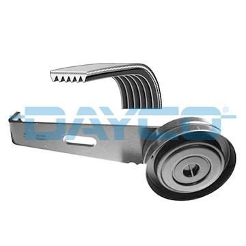 Kit de courroie d'accessoire DAYCO KPV128 (X1)
