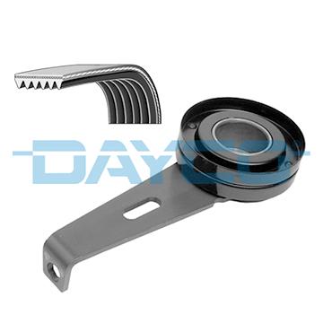 Kit de courroie d'accessoire DAYCO KPV158 (X1)