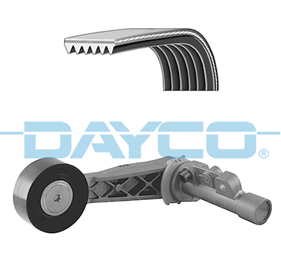 Crantées DAYCO 6pk906