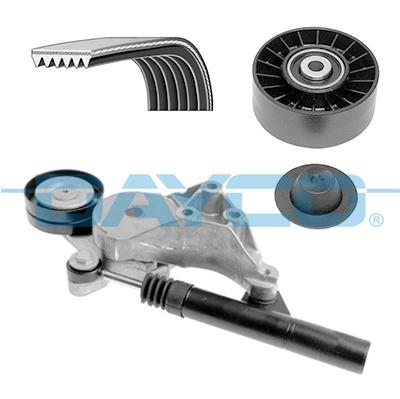 Kit de courroie d'accessoire DAYCO KPV251 (X1)