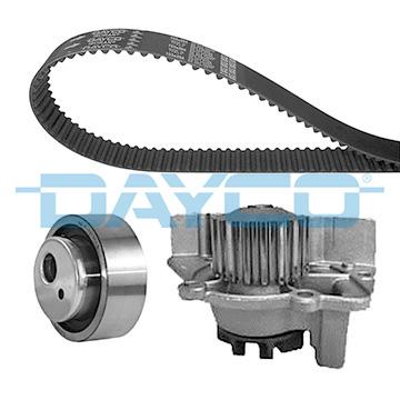 Kit distribution + pompe a eau DAYCO KTBWP1141 (X1)