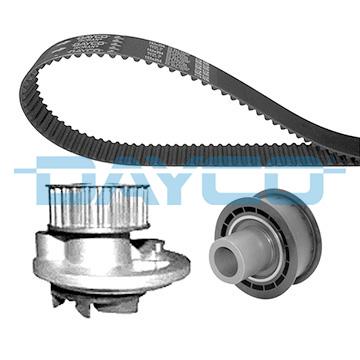Kit distribution + pompe a eau DAYCO KTBWP2141 (X1)