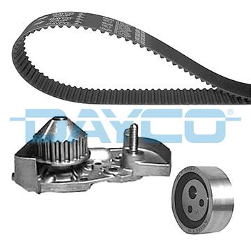 Kit distribution + pompe a eau DAYCO KTBWP2590 (X1)