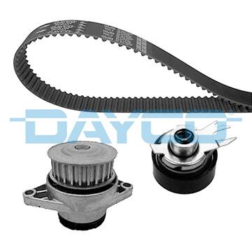 Kit distribution + pompe a eau DAYCO KTBWP3550 (X1)