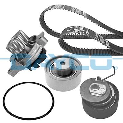 Kit distribution + pompe a eau DAYCO KTBWP4350 (X1)