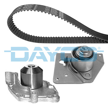 Kit distribution + pompe a eau DAYCO KTBWP4650 (X1)