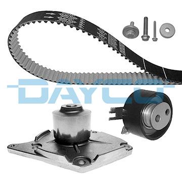 Kit distribution + pompe a eau DAYCO KTBWP5320 (X1)