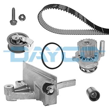 Kit distribution + pompe a eau DAYCO KTBWP5491 (X1)
