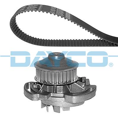 Kit distribution + pompe a eau DAYCO KTBWP7180 (X1)