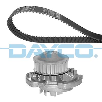 Kit distribution + pompe a eau DAYCO KTBWP7280 (X1)
