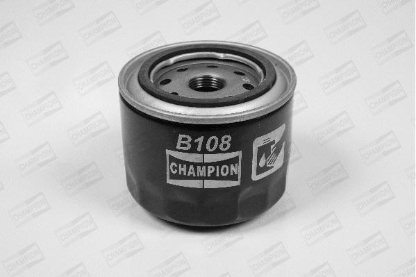 Filtre a huile CHAMPION B108/606 (X1)