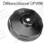 Filtre a huile CHAMPION C102/606 (X1)