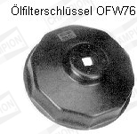 Filtre a huile CHAMPION C106/606 (X1)
