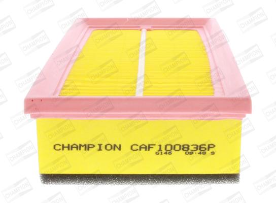 Filtre a air CHAMPION CAF100836P (X1)