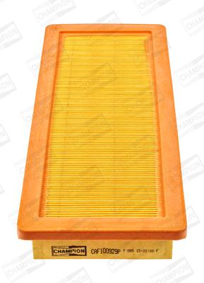 Filtre a air CHAMPION CAF100929P (X1)