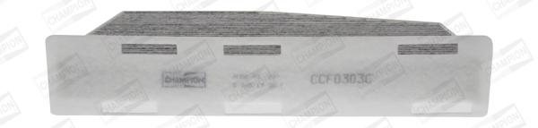 Filtre d'habitacle CHAMPION CCF0303C (X1)