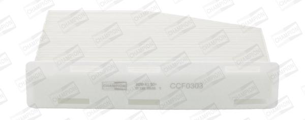Filtre d'habitacle CHAMPION CCF0303 (X1)
