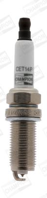 Bougie d'allumage CHAMPION CET14P (X1)