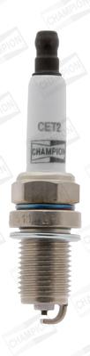 Bougie d'allumage CHAMPION CET2 (X1)