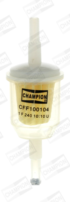 Filtre a  carburant CHAMPION CFF100104 (X1)