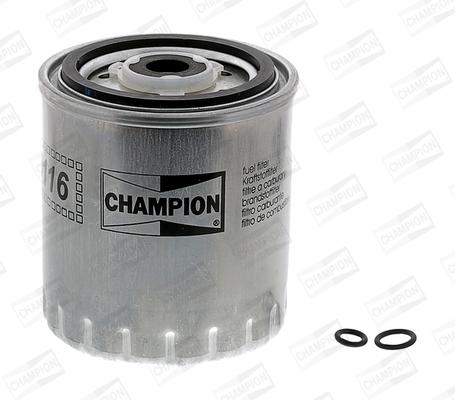 Filtre a carburant CHAMPION CFF100116 (X1)
