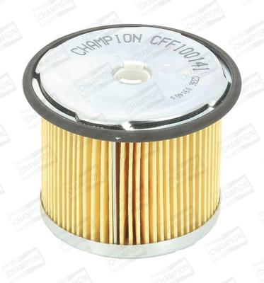 Filtre a carburant CHAMPION CFF100141 (X1)